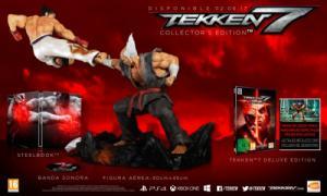 Tekken 7 Collectors Edition - PC - Windows