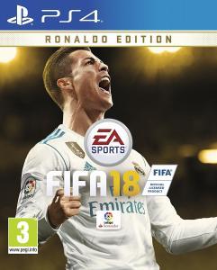 FIFA 18 Edición Ronaldo
