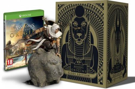 Assassin's Creed: Origins Gods Edition