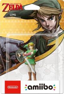 Amiibo Link Twilight Princess Coleccion Zelda