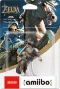amiibo Link Jinete (Colección Zelda)  - Wii U