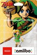 Amiibo Link Majora's Mask (Colección Zelda)  - Wii U