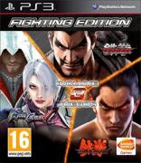 Fighting Edition: Tekken 6 + Tekken Tag Tournament 2 + Soulcalibur V  - PlayStation 3