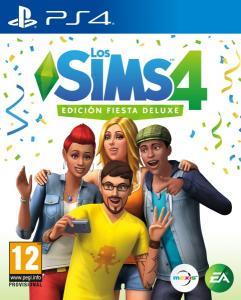 Los Sims 4 Edición Fiesta Deluxe