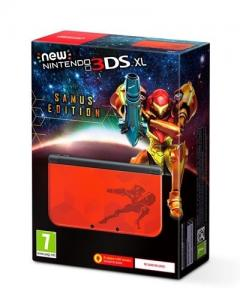 New Nintendo 3DS XL Edición Samus