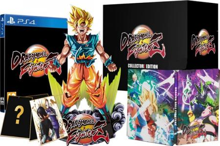 Dragon Ball FighterZ Edición Coleccionista