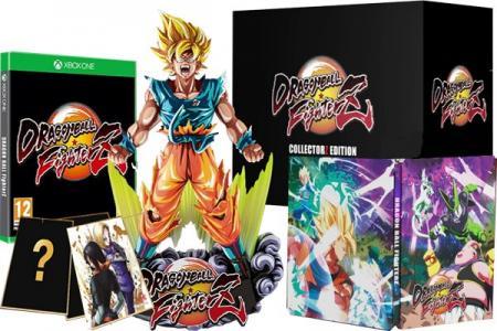 Dragon Ball FighterZ Edición Coleccionista
