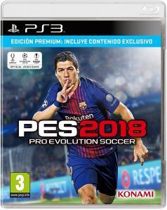 PES - Pro Evolution Soccer 2018 Premium Edition