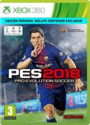 PES - Pro Evolution Soccer 2018 Premium Edition - XBox 360