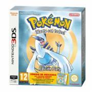 Pokémon Edición Plata  - Nintendo 3DS