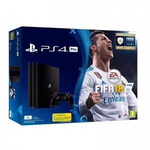 Consola Playstation 4 Pro (PS4) 1TB Pack FIFA 18