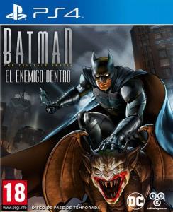 Batman: El Enemigo Dentro
