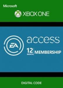 EA Access Pass 12 meses