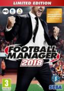 Football Manager 2018 Limited Edition - PC - Windows
