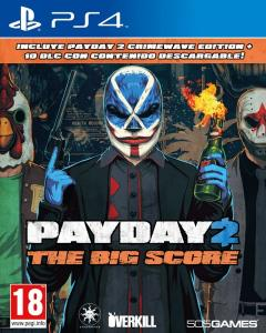 PayDay 2 Crimewave The Big Score Edition