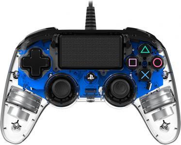 Nacon Compact Controller Luz azul