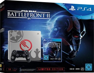 Consola Playstation 4 (PS4) Star Wars Battlefront 2 Edition Deluxe