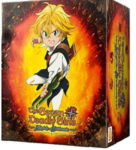 The Seven Deadly Sins: Knights Of Britannia Collectors Edition