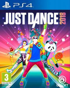 Just Dance 2018 Para Playstation 4 Yambalu Juegos Al Mejor Precio