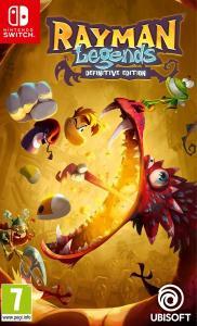 Rayman Legends Edición Definitiva