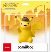 amiibo Detective Pikachu  - Nintendo 3DS