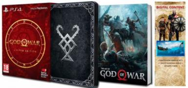 God of War Limited Edition - PlayStation 4