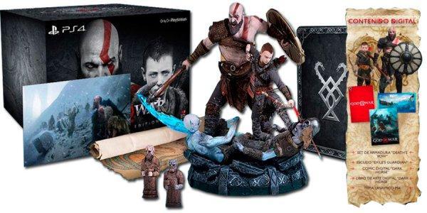 God of War Edición Coleccionista