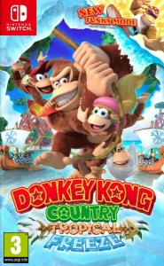 Donkey Kong Country Tropical Freeze Para Nintendo Switch Yambalu