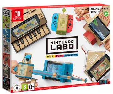Nintendo Labo: Kit variado Toy-Con 01