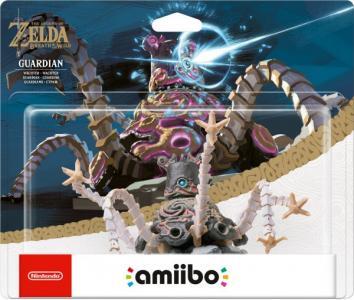 Amiibo Guardian Serie Zelda Para Wii U Yambalu Juegos Al Mejor