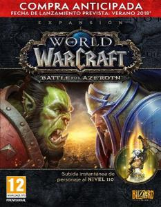World of Warcraft: Battle for Azeroth Precompra