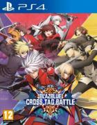 Blazblue Cross Tag Battle  - PlayStation 4