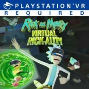 Rick and Morty: Virtual Rick-ality  - PlayStation 4
