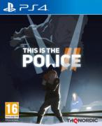 This is the Police II  - PlayStation 4