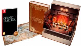 Octopath Traveler Edición Traveler's Compendium - Nintendo Switch