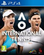 AO International Tennis  - PlayStation 4
