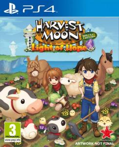 Harvest Moon: La Luz de la Esperanza Special Edition
