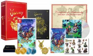 Owlboy Limited Edition - Nintendo Switch
