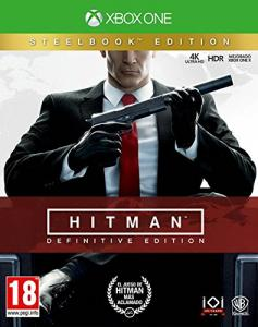 Hitman Definitive Edition Day One