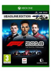 F1 2018 Headline Edition