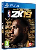 NBA 2K19 Edición 20 aniversario - PlayStation 4