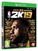 NBA 2K19 Edición 20 aniversario - XBox ONE