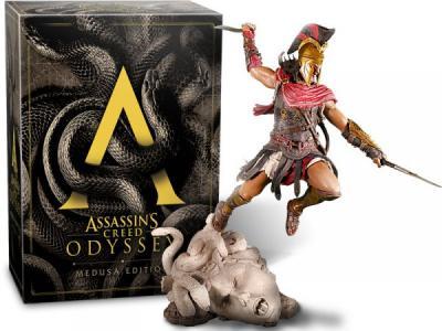 Assassin's Creed Odyssey Edición Medusa