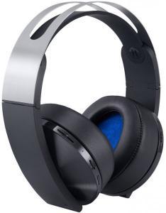 Sony Wireless Headset Platinum