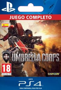Resident Evil Biohazard: Umbrella Corps