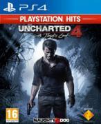 Uncharted 4: El desenlace del ladrón Playstation Hits - PlayStation 4