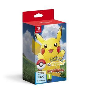 Pokemon: Let's Go, Pikachu! Con Poké Ball Plus