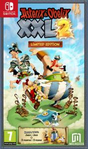Asterix Y Obelix XXL 2 Limited Edition