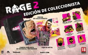 Rage 2 Collectors Edition - XBox ONE