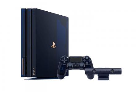 Consola Playstation 4 (PS4) PRO 2TB Edición limitada